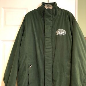 Jets Jacket by Carl Banks